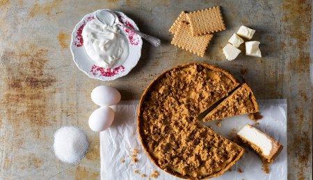 עוגת גבינה פשוטה