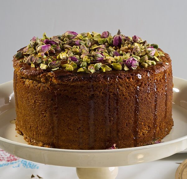 עוגת דבש מהממת